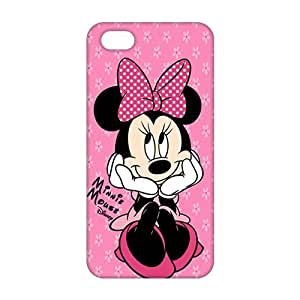 3D Case Cover Cute Minnie Mouse Cartoon Phone Case For HTC One M7 Cover
