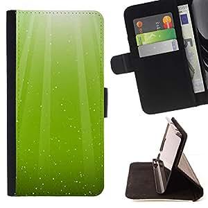Momo Phone Case / Flip Funda de Cuero Case Cover - Naturaleza Hermosa Forrest Verde 31 - Samsung Galaxy Note 4 IV