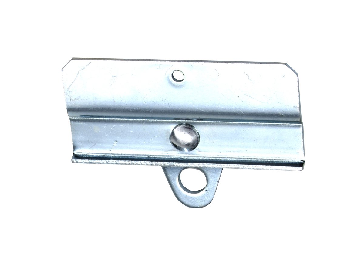 Triton Products 77500 DuraHook Zinc Plated Steel BinClips for DuraBoard or 1 8 Inch and 1 4 Inch Pegboard 5 Pack