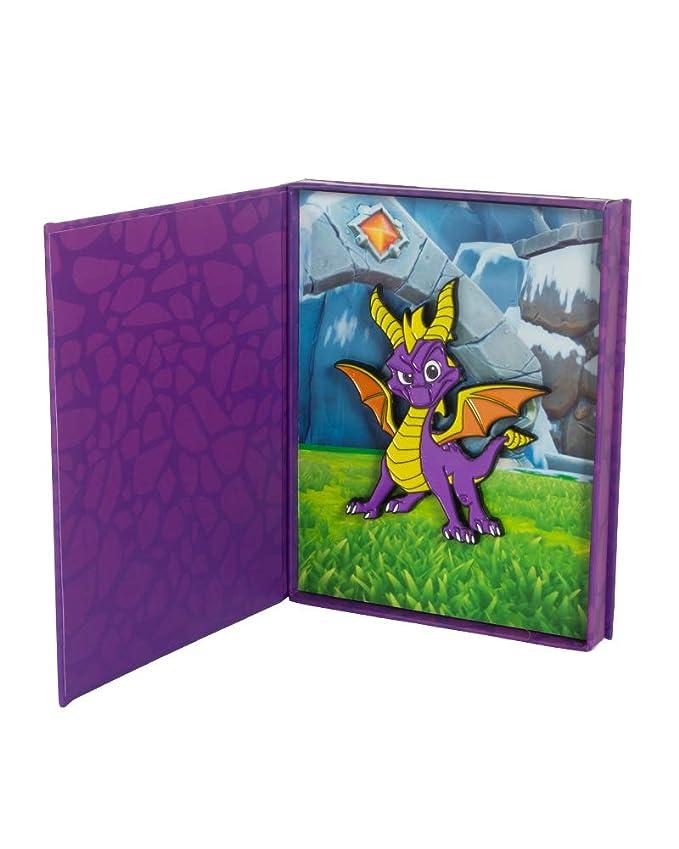 Amazon.com: Official Spyro the Dragon Collectible Pin in ...