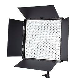 Fovitec Studiopro Led Barndoor Light Modifier For Studiopro S-600d Or S-600b Led Panels (Led Panels Sold Separately)