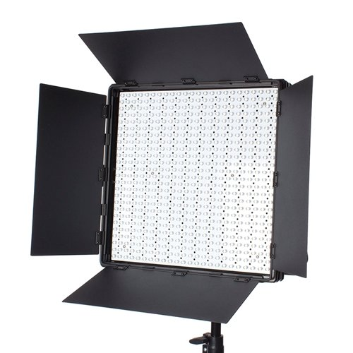 Fovitec StudioPRO LED Barndoor Light Modifier for StudioPRO S-600D or S-600B LED Panels (LED Panels sold separately)
