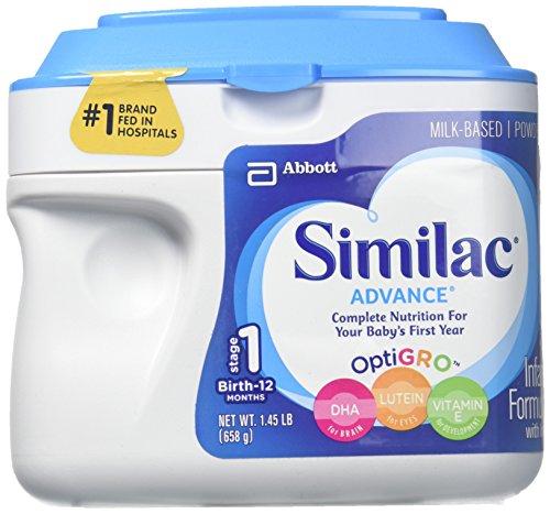 similac advance powder - 2