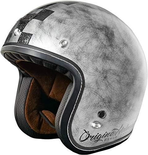 casco retro vintage barato