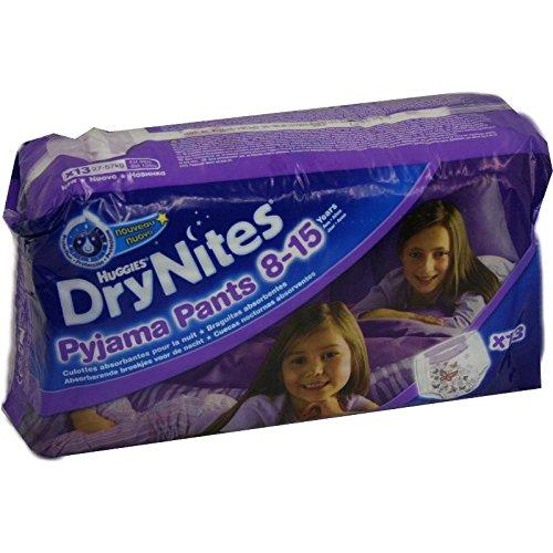 HUGGIES DryNites f.M/ädchen 8-15 Jahre 13 St