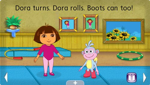 LeapFrog LeapPad Dora's Amazing Show Ultra eBook (works with all LeapPad tablets) by LeapFrog (Image #5)