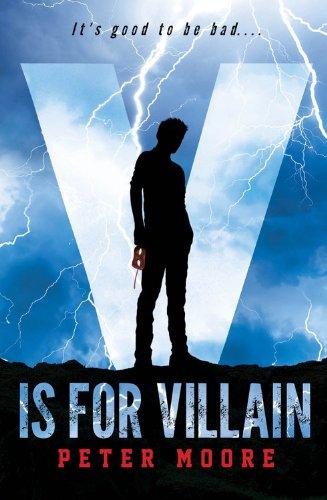 V is for Villain -