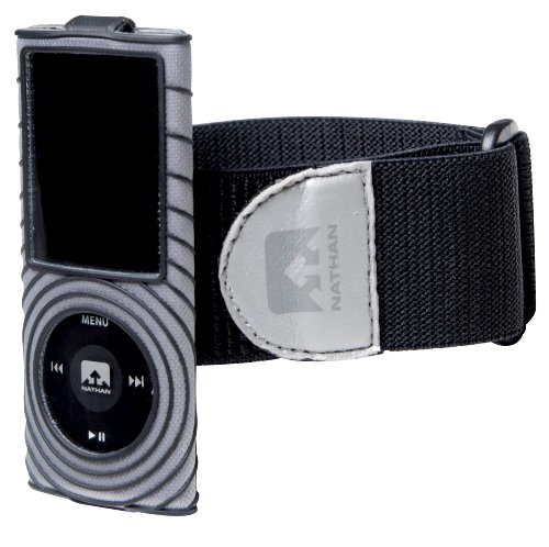 Nathan Sonic Boom Case for iPod Nano Generation 4 (Gadgets Nano Ipod)