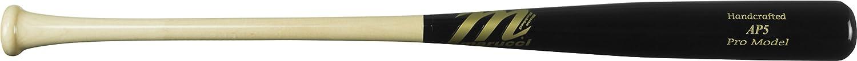 Marucci AP5 Albert Pujols Pro Model Wood Base Bat, Natural Black, 32-Inch 30-Ounce