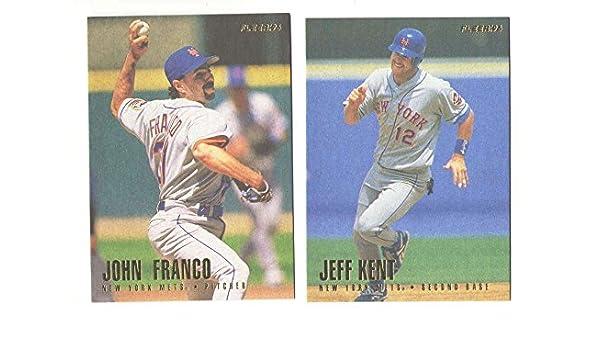 1992 Topps Traded GOLD NEW YORK METS Team Set