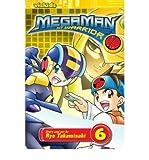 [ [ [ Megaman NT Warrior: Volume 6[ MEGAMAN NT WARRIOR: VOLUME 6 ] By Takamisaki, Ryo ( Author )Feb-01-2005 Paperback