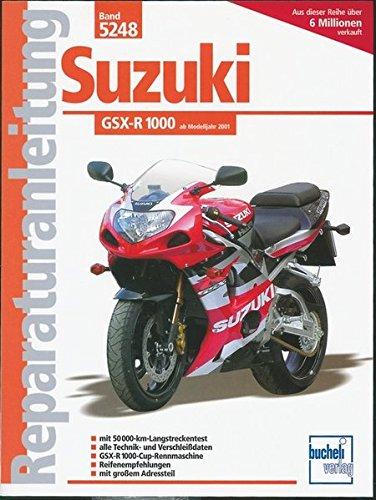Price comparison product image Suzuki GSX-R 1000 ab Baujahr 2001.