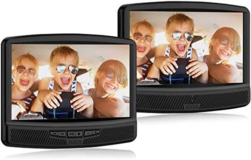 RCA 10 Inch Dual Screen Mobile DVD Syste