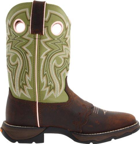 Women's Durango Square Toe Western Boots BROWN 9.5 M by Durango (Image #6)