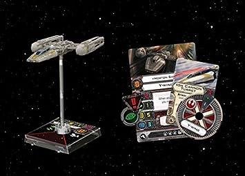 Fantasy Flight Games Star Wars - :x-Wing. ala-y - sinopsis y Precio: Amazon.es: Juguetes y juegos