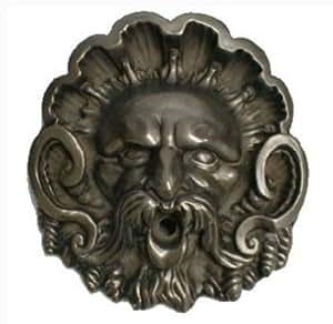 Pentair 5820007 WallSpring Bronze Neptune Figurehead Decorative Accent