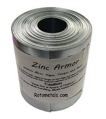 Amazon Com Zinc Armor 3 Quot Wide Zinc Strip 1 Roll Of 50