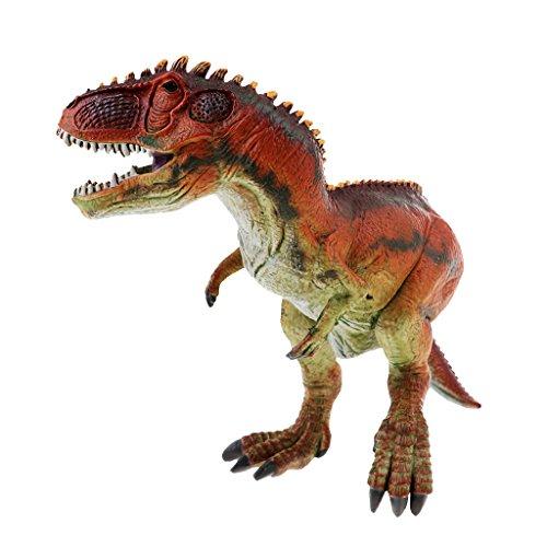 Perfk 恐竜おもちゃ 模型 フィギュア 子供 知的玩具 ホーム 学校 装飾 全4選択 - ギガノトサウルス