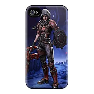 High Quality Hard Phone Covers For Iphone 4/4s (pck16388XQbl) Unique Design High Resolution Strat Wars Series
