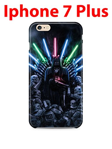 Star Wars for Iphone 7 Plus (5.5in) Hard Case Cover (sw120) ()