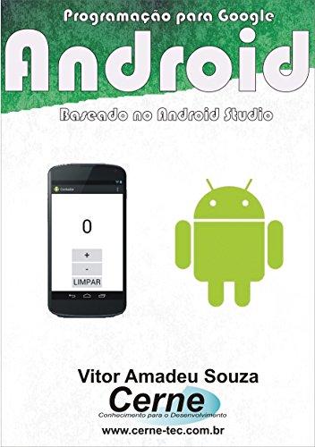 Programação para Google Android Volume I  Baseado no Android Studio
