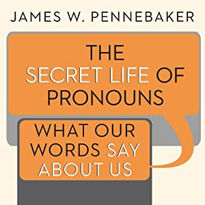 The Secret Life of Pronouns Audiobook