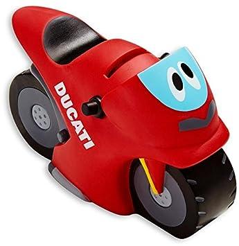 Amazon Com Ducati Superbike Cartoon Piggy Bank Red 987694020