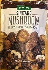 The Snak Yard Shiitake Mushroom 7.5 Oz C...