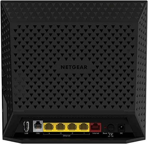 Netgear Ac1600 Wifi Vdsl Adsl Modem Router 802 11ac Dual