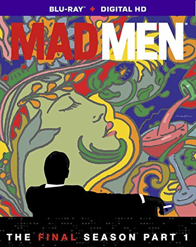 Blu-ray : Mad Men the Final: Season Part 1 (2 Pack, 2 Disc)