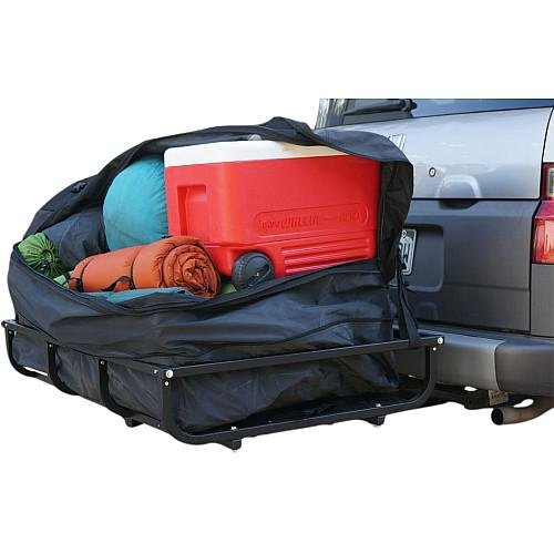 Let's Go Aero GearBag 4ft x 32in x 26in Expandable Cargo Bag for GearCage Rack by Let's Go Aero