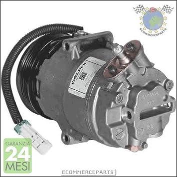 Bik Compresor Aire Acondicionado SIDAT Opel Corsa B Gasolina 19: Amazon.es: Coche y moto