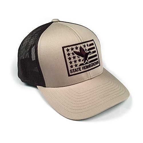 Amazon.com  State Homegrown Duck Flag Hat 4b7ae4008c6