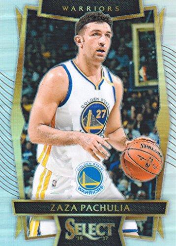 2016 17 Select Basketball Prizms Silver  9 Zaza Pachulia Golden State Warriors