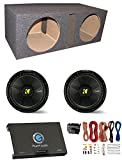 """Best Kicker Q Power 10 Inch Car Subwoofers - 2) New Kicker 44CWCS104 10"""" 1000W Car Subwoofers Review"""