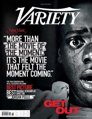 Download VARIETY Magazine, November 14, 2017 - Get Out cover; James Franco cover story pdf epub