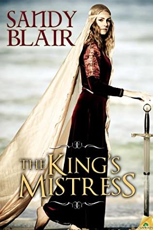 book cover of The King\'s Mistress