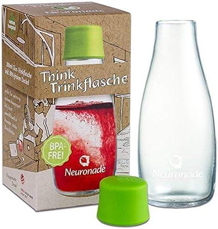 Botella de cristal 0,3 litros de Neuronade® I 100% sin BPA I ...