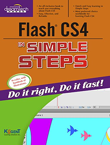 Flash CS4 in Simple Steps