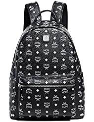 MCM Mens Stark Medium Backpack