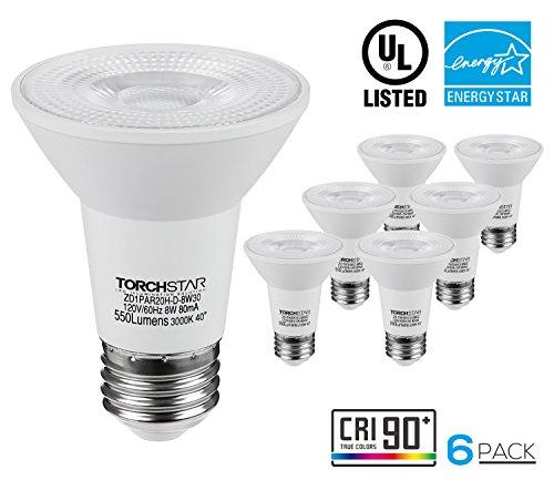 Led Flood Light Bulbs Par20 - 6