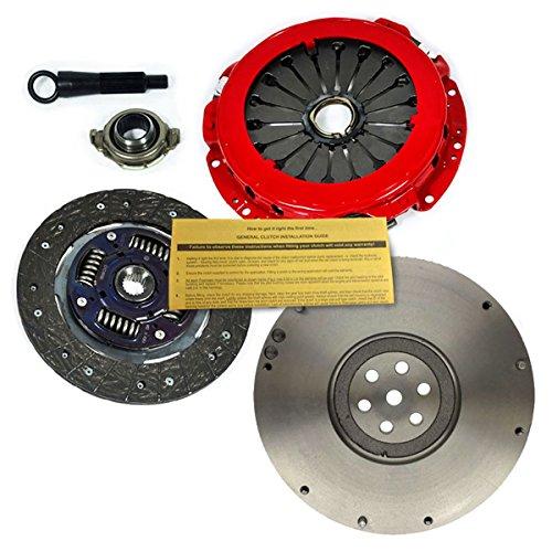2006 Hyundai Elantra Clutch - EFT RACING 1 CLUTCH PRO-KIT &FLYWHEEL FOR 2000-2008 HYUNDAI TIBURON ELANTRA 2.0L