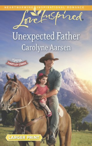book cover of Unexpected Father