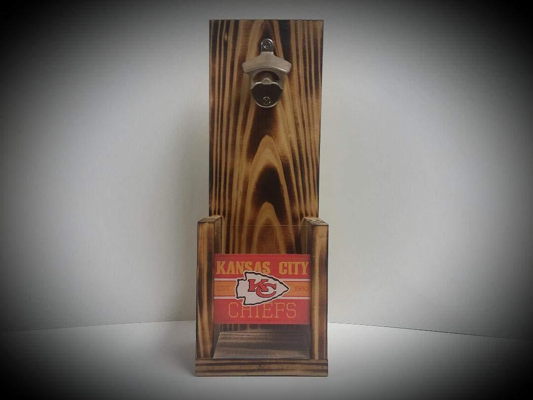 Kansas City Chiefs - Bottle Opener