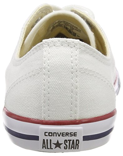 As Ct Femme Ox Dainty Slip Baskets on White White Wei Converse Optical HUqTxwq