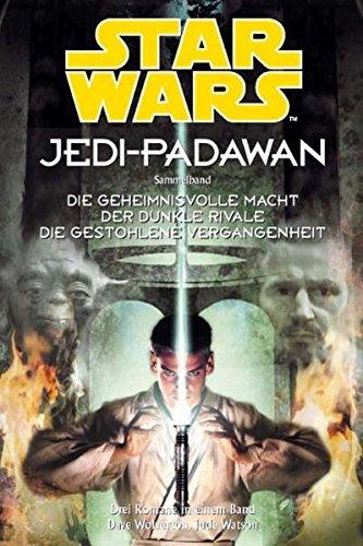 STAR WARS Jedi Padawan, Sammelband 1