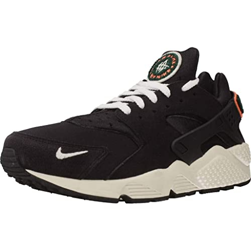 Nike Air Huarache Run PRM, Zapatillas de Gimnasia para Hombre, Gris (Oil Grey/Sail/Rainforest/Bright 015), 40 EU: Amazon.es: Zapatos y complementos