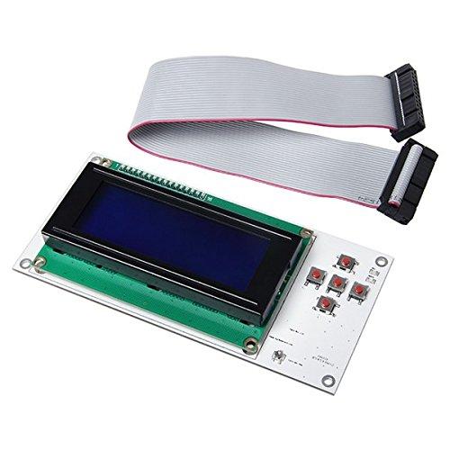 Alamor Placa del Módulo del Controlador Mightyboard LCD 2004 para ...