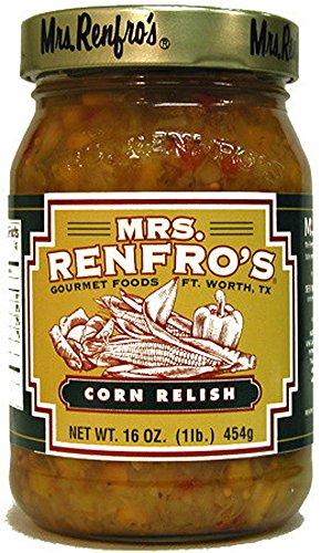 - Mrs. Renfro's Corn Relish