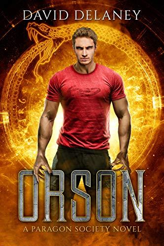 Orson: A Paragon Society Novel (Book 1)